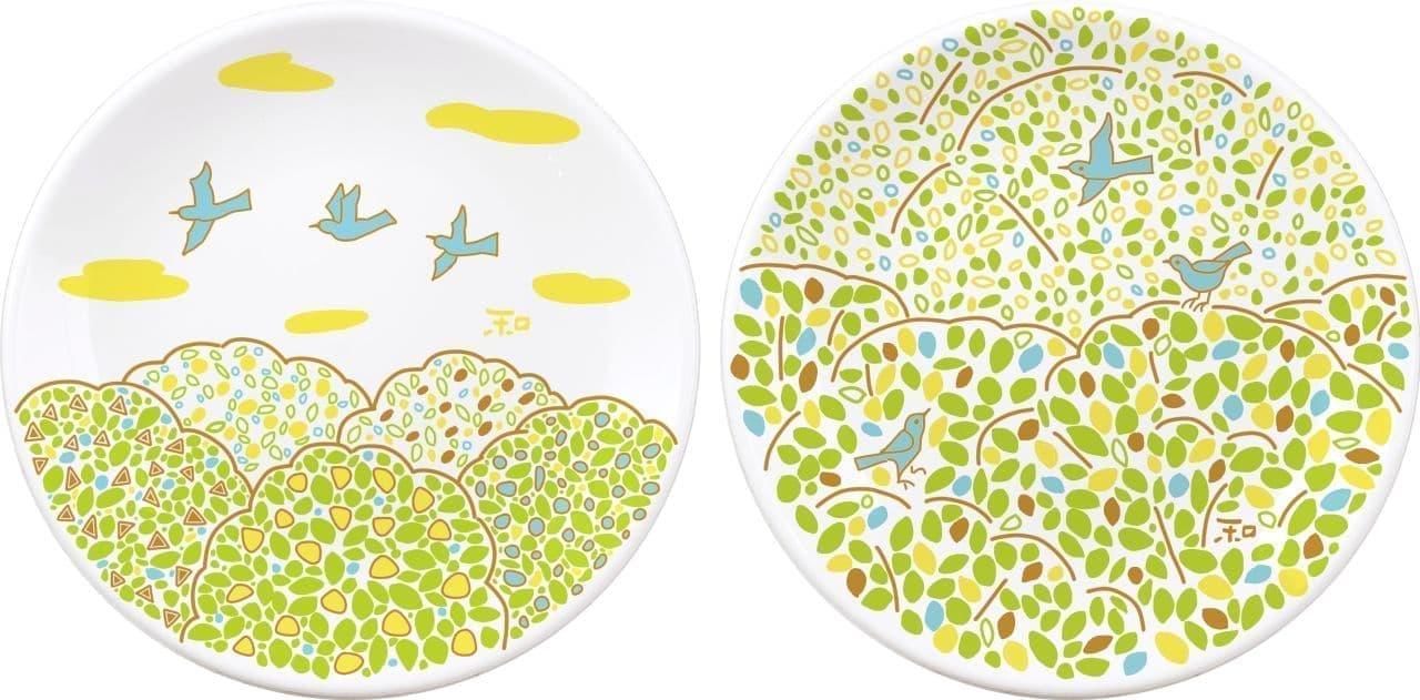 春の彩り小皿セットキャンペーン第2弾
