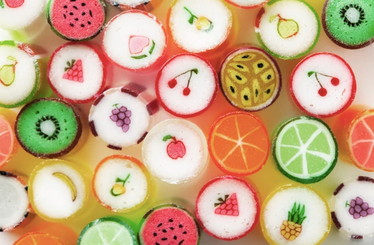 パパブブレ「世界一甘いキャンディ」砂糖の一万倍の甘さ