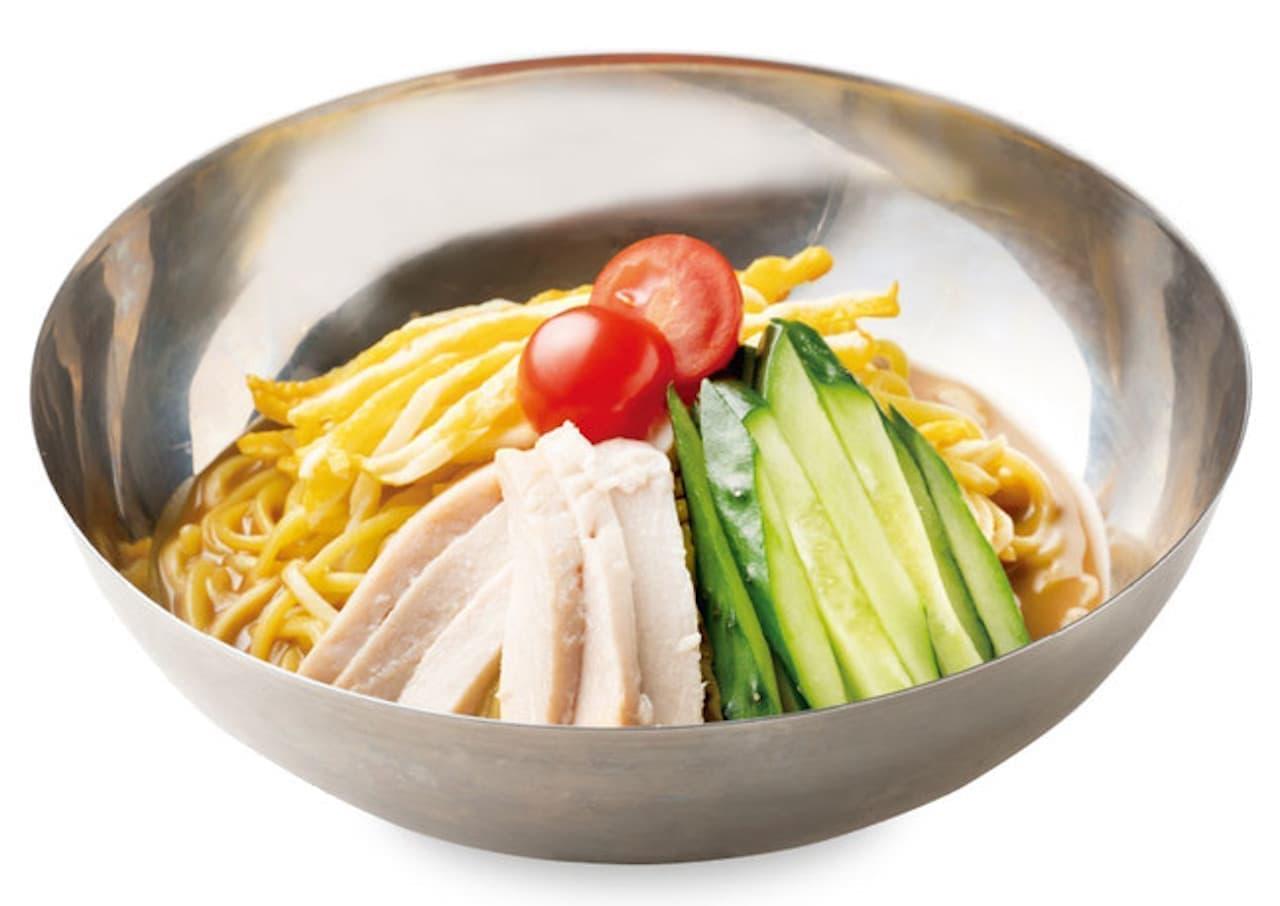 ラーメン魁力屋「冷麺(冷やし中華)」