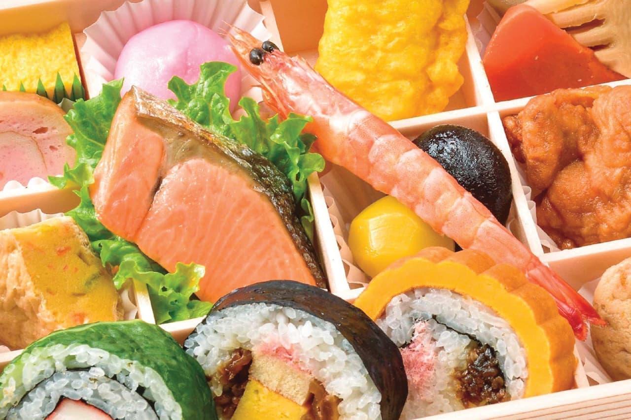 京樽 母の日特製弁当「八坂」