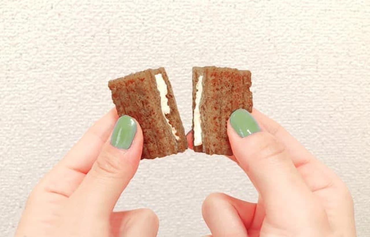 セブンカフェ シュガーバターの木 セイロン香るブラックティー&ミルク