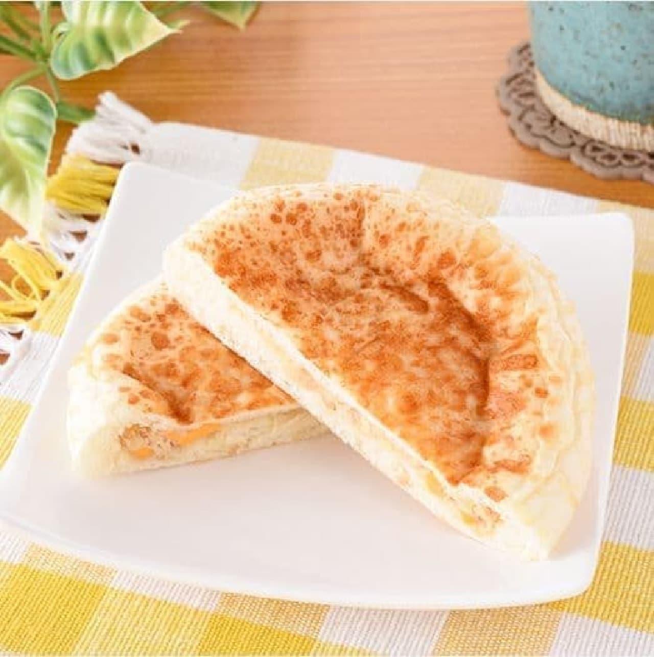 ファミリーマート「平焼きツナチーズ」