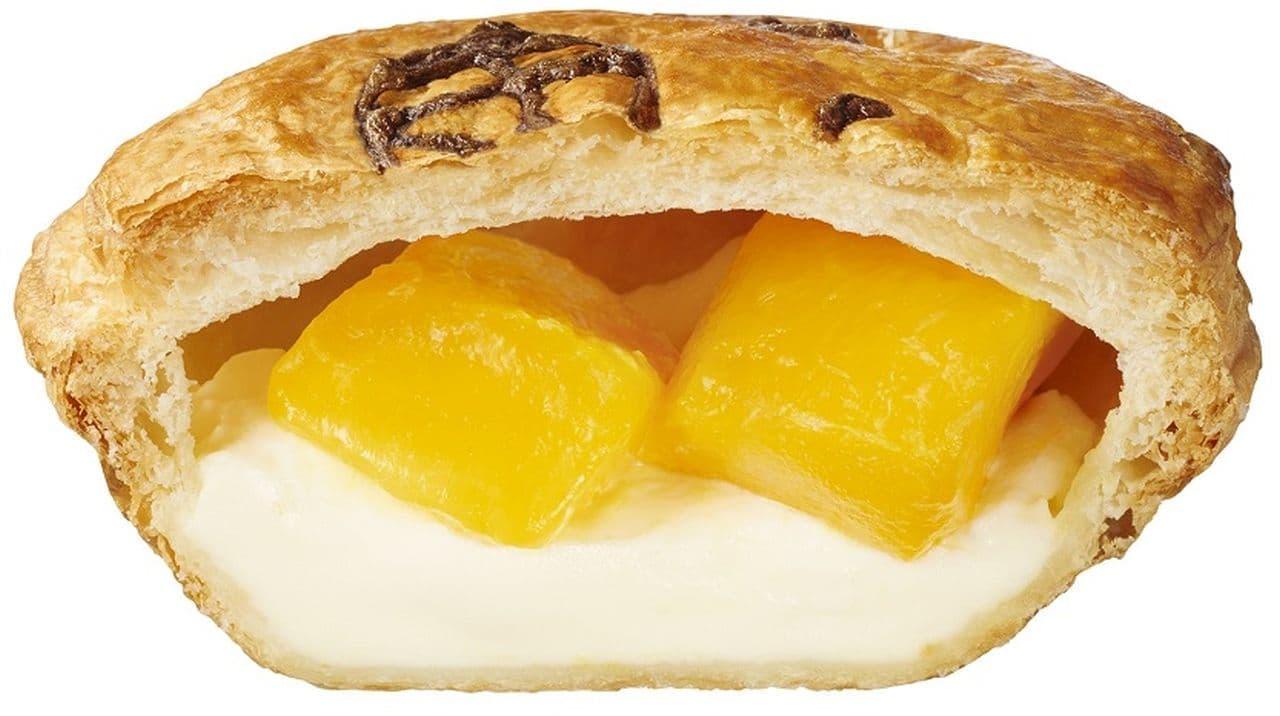 パイフェイス「アップルマンゴークリームチーズ」