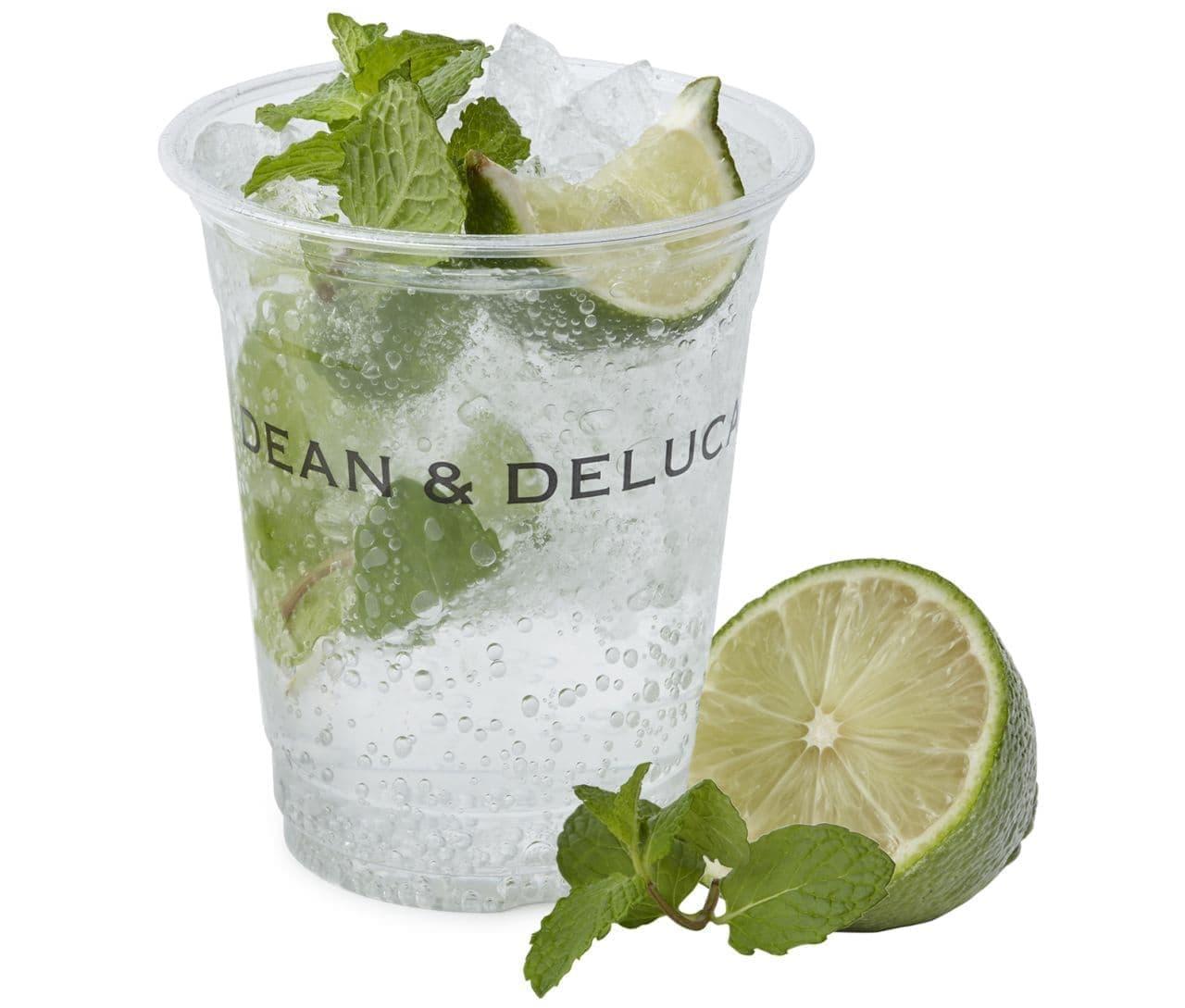 DEAN&DELUCA「HERBS&FRUITS 初夏のフレッシュソーダ」