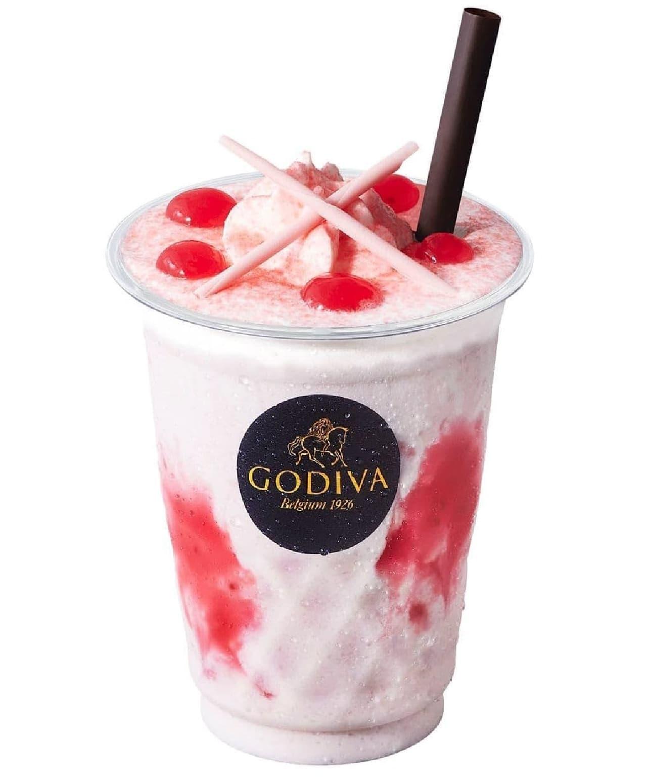 ゴディバ「ショコリキサー あまおう」