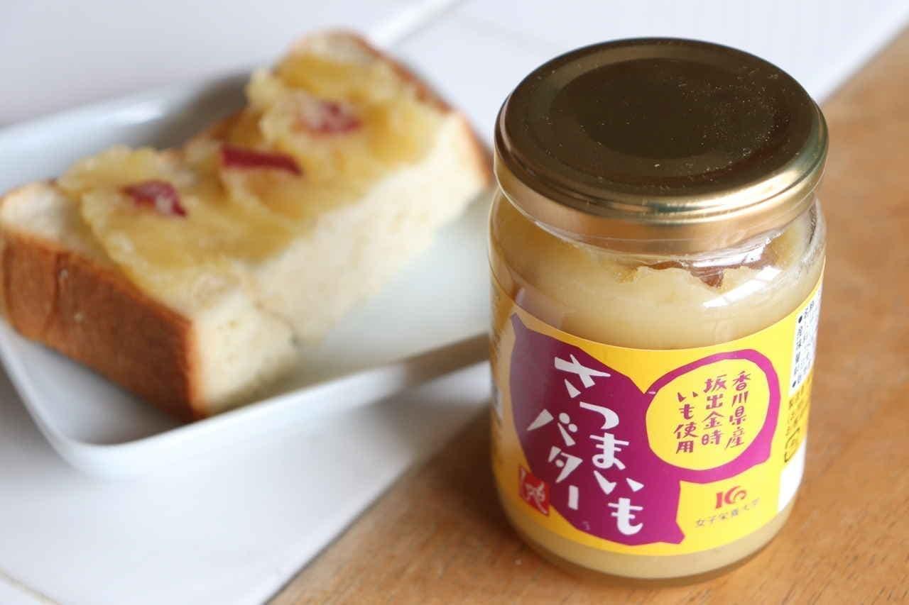 カルディ「香川県産坂出金時いも使用 さつまいもバター」
