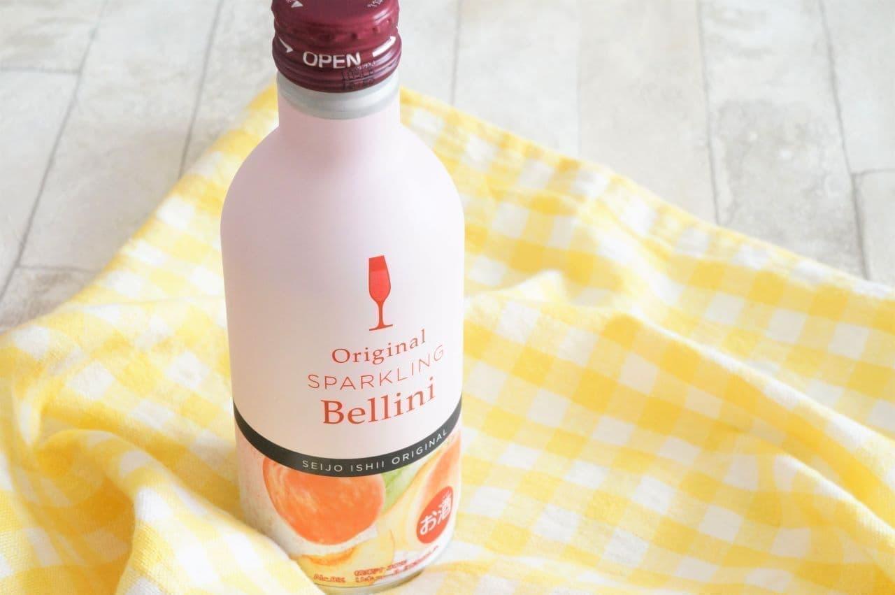 成城石井 オリジナルスパークリングベリーニ