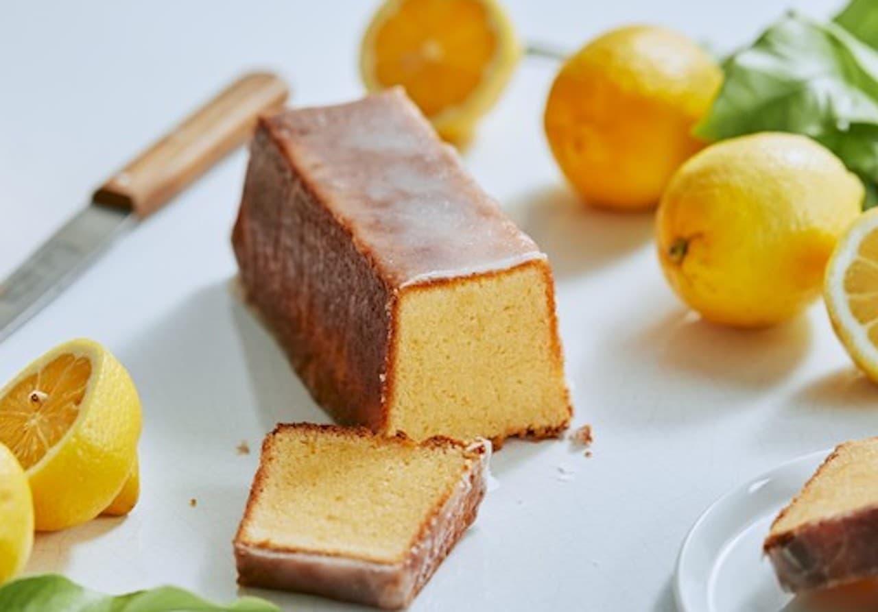 メゾンカカオ「レモンケーキ」