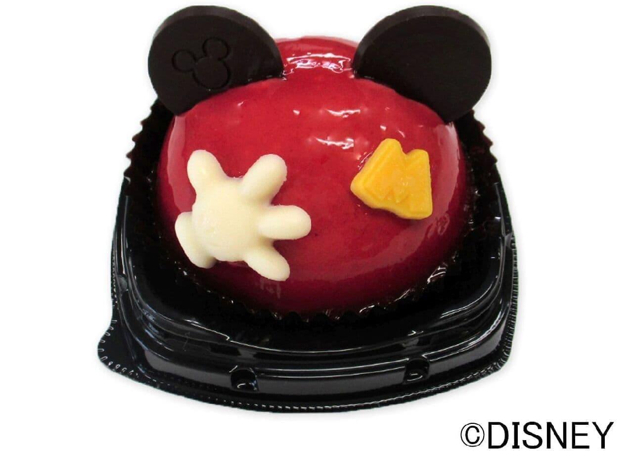 セブン-イレブン〈ミッキーマウス〉ベリー&チョコ