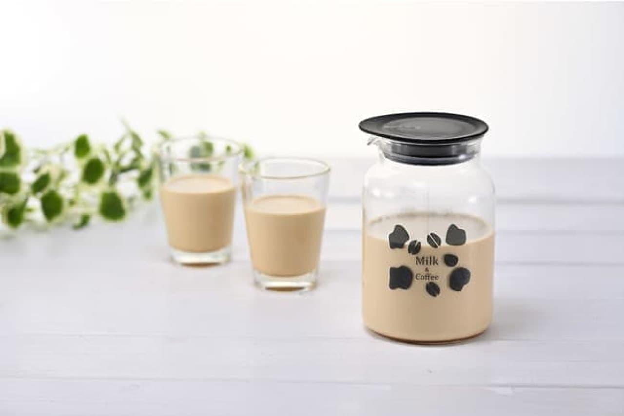 ハリオ「ミルク出しコーヒーポット」