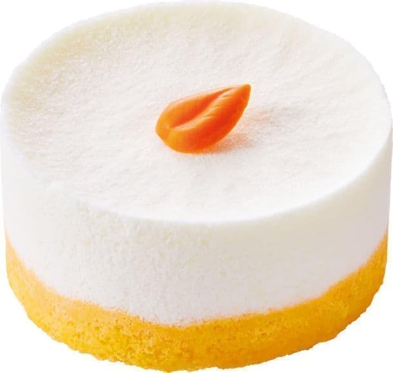 コメダ珈琲店季節のケーキ