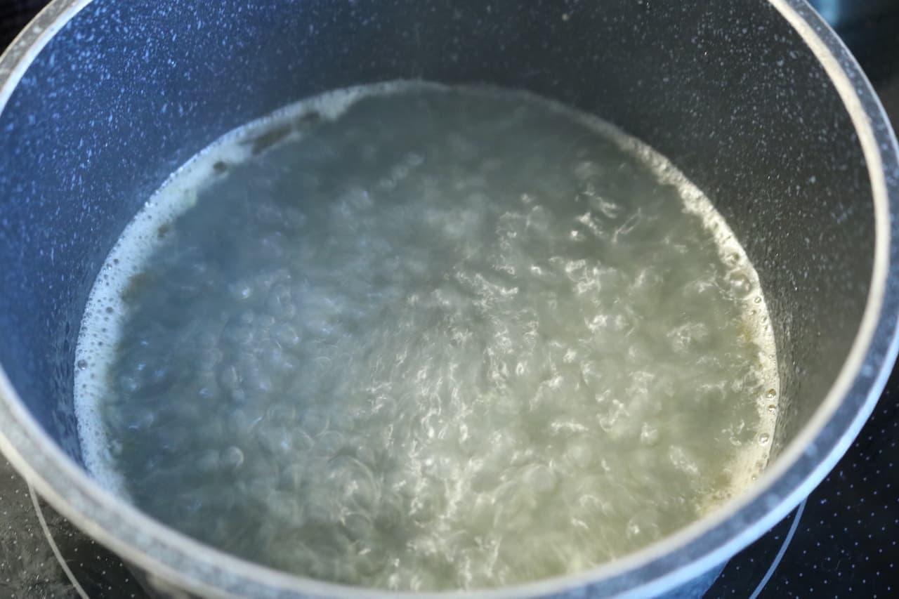レシピ「豚塩そうめん」
