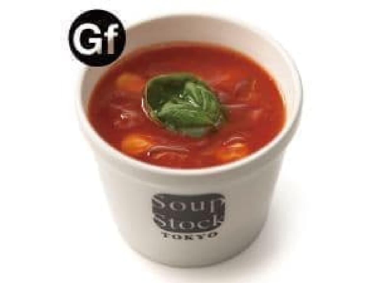 スープストックトーキョー「マルゲリータスープ」