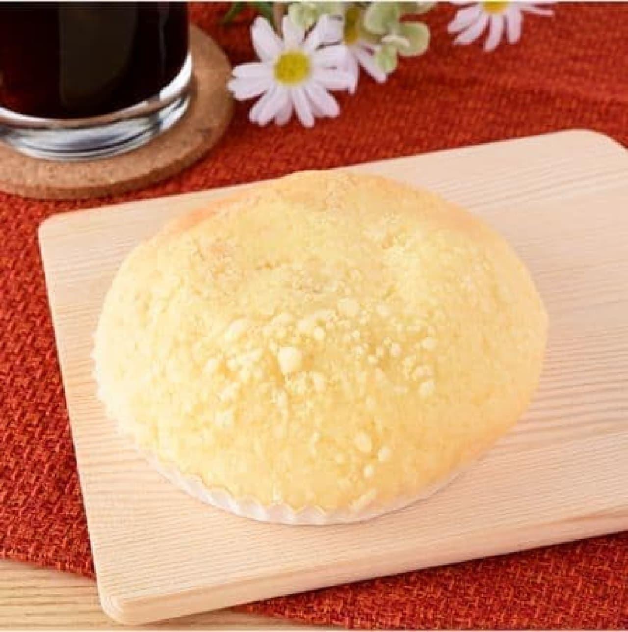 ファミリーマート「塩バタークッキーパン(ブルターニュ産発酵バター)」