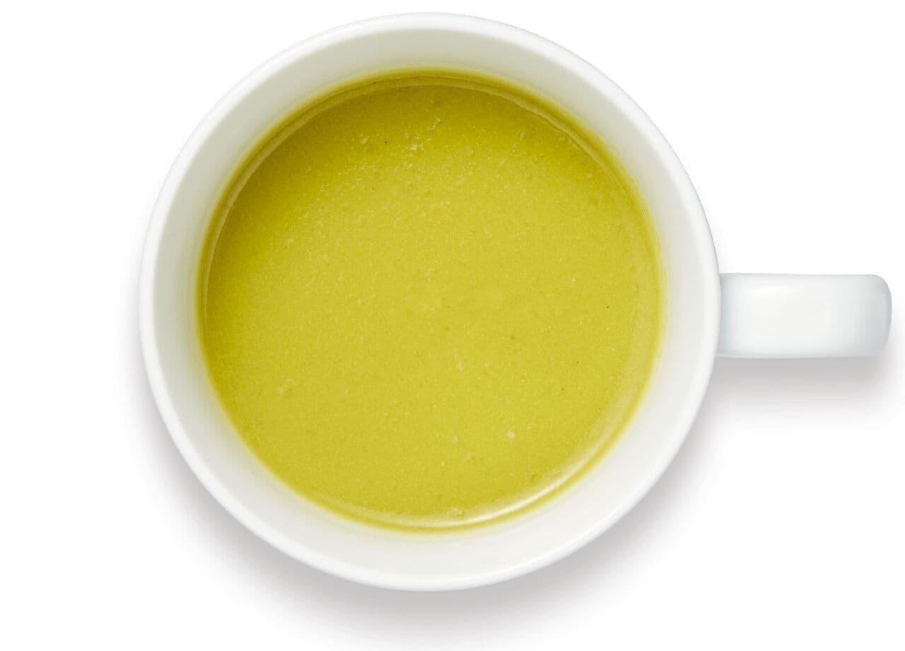 イケア「プラントベースの冷製豆スープ」