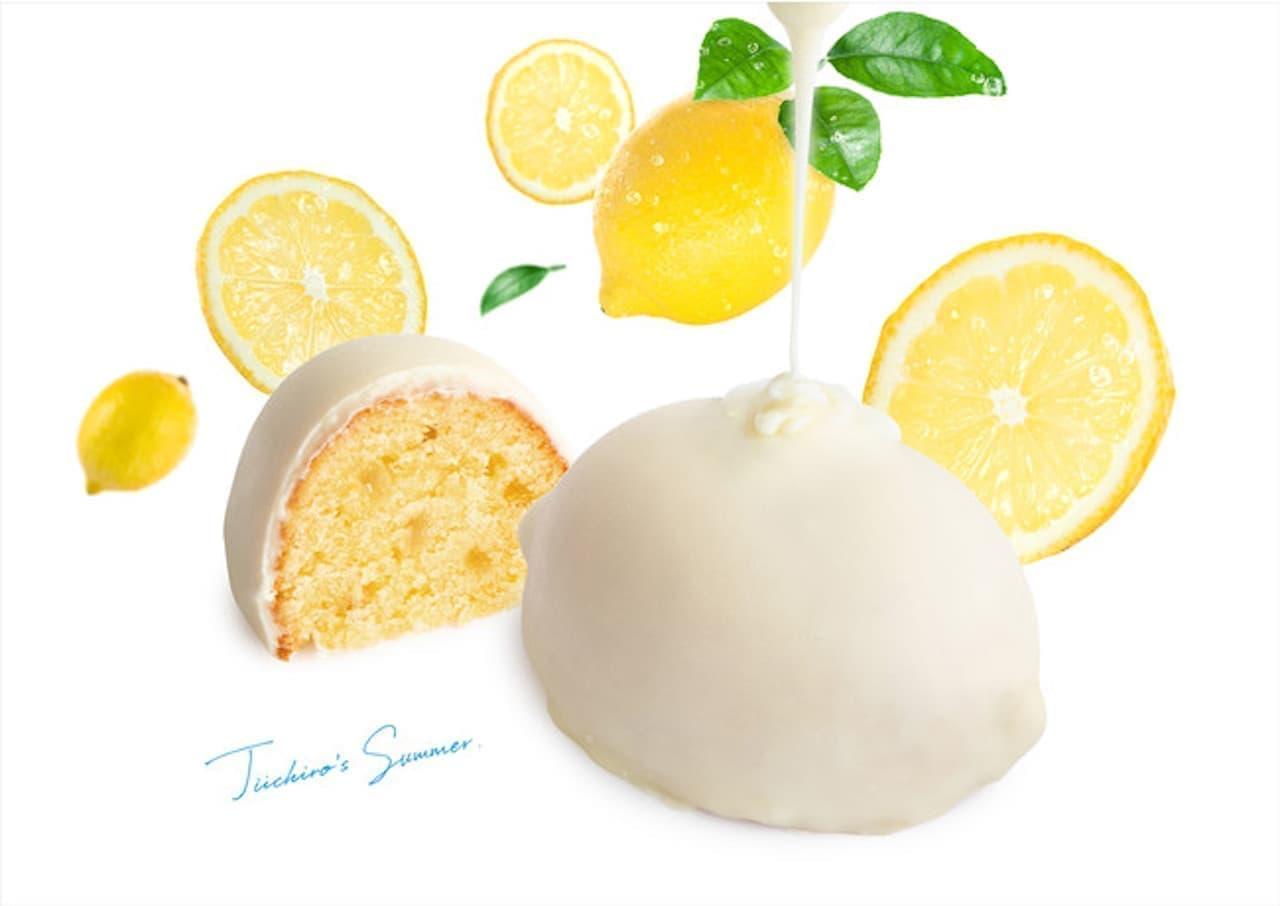 治一郎「LEMON(レモン)ケーキ」