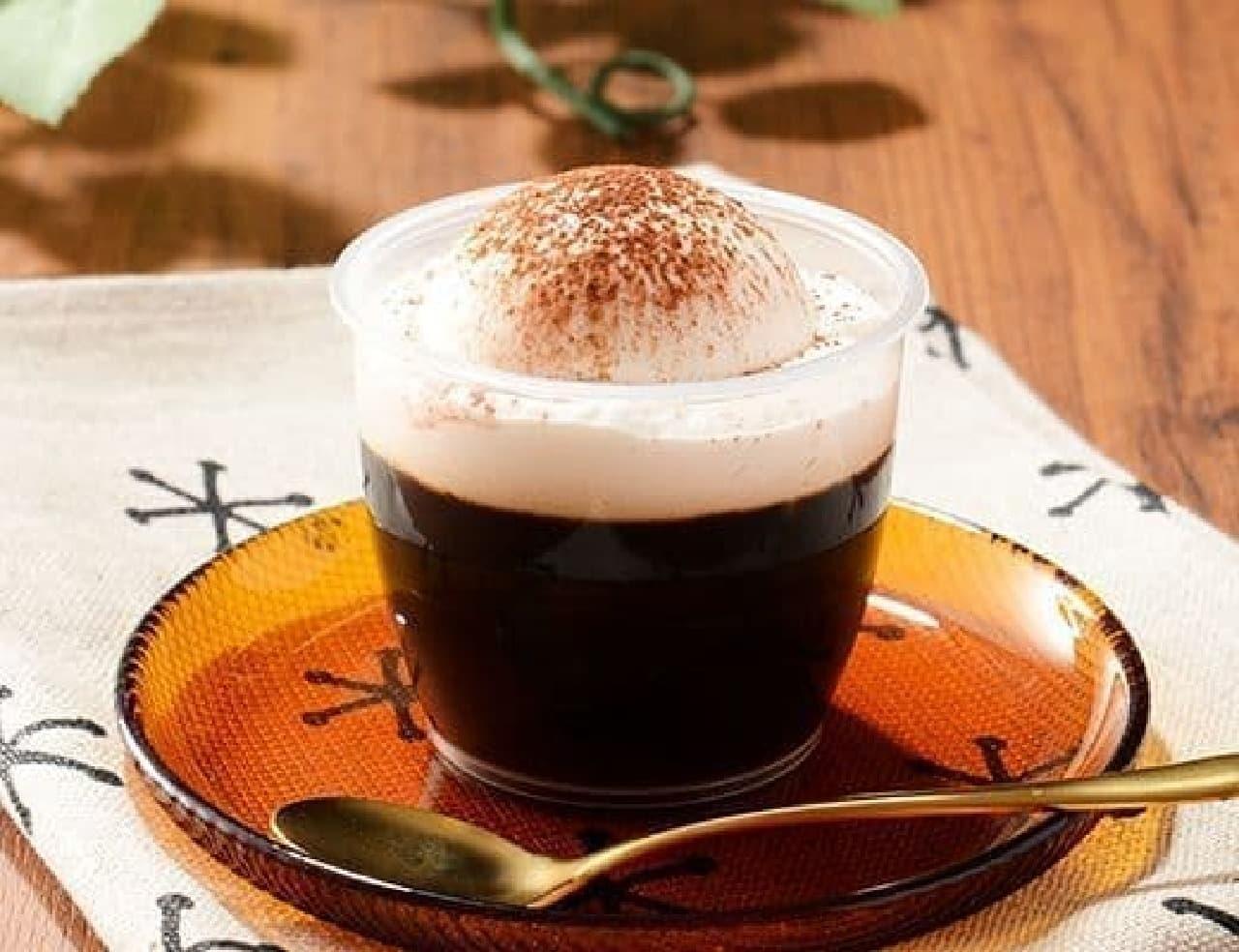 ローソン「ぷるるっこ -コーヒーゼリー-」
