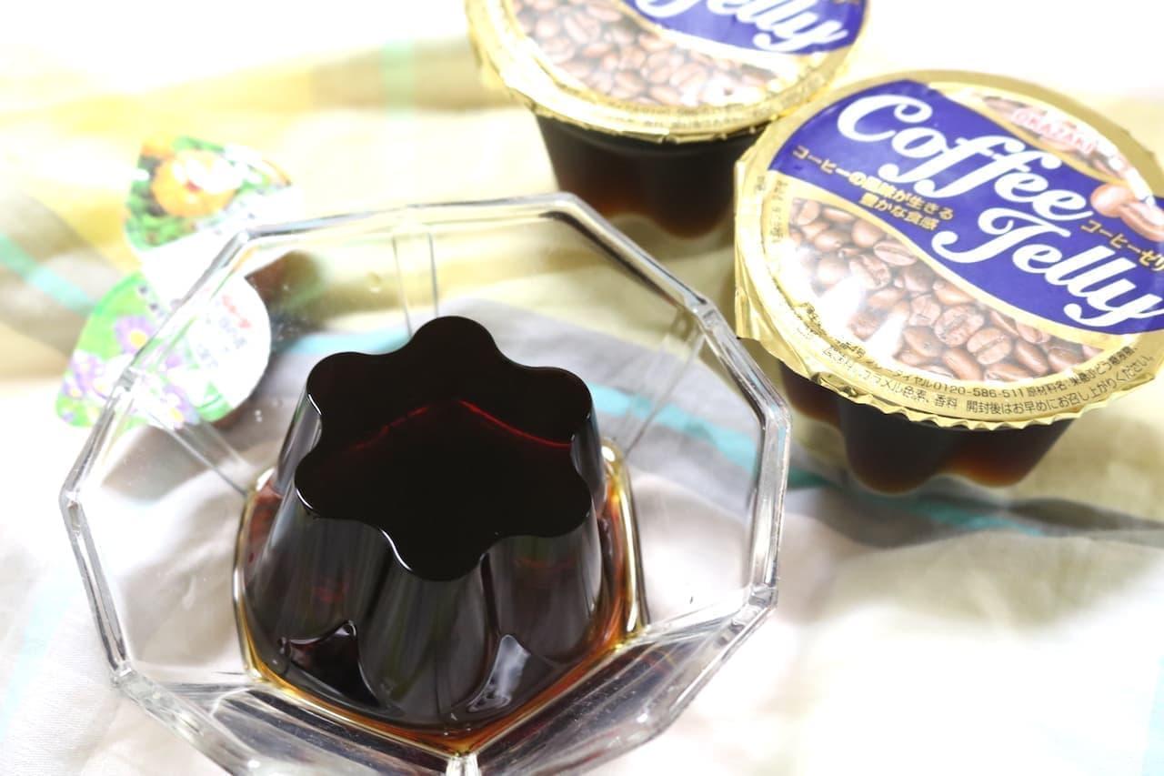 岡崎物産「コーヒーゼリー」