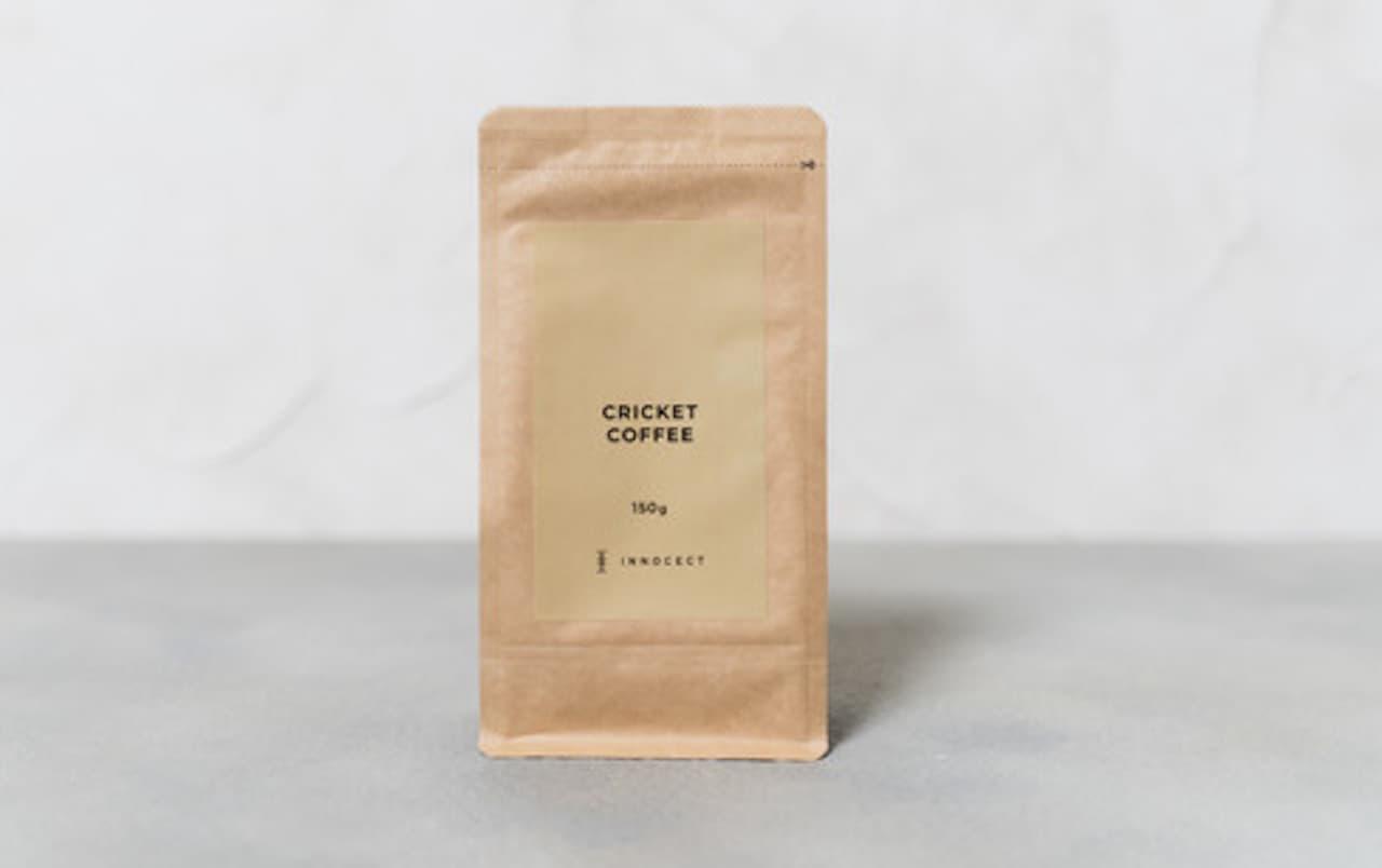 イノセくト「CRICKET COFFEE(クリケットコーヒー) 」