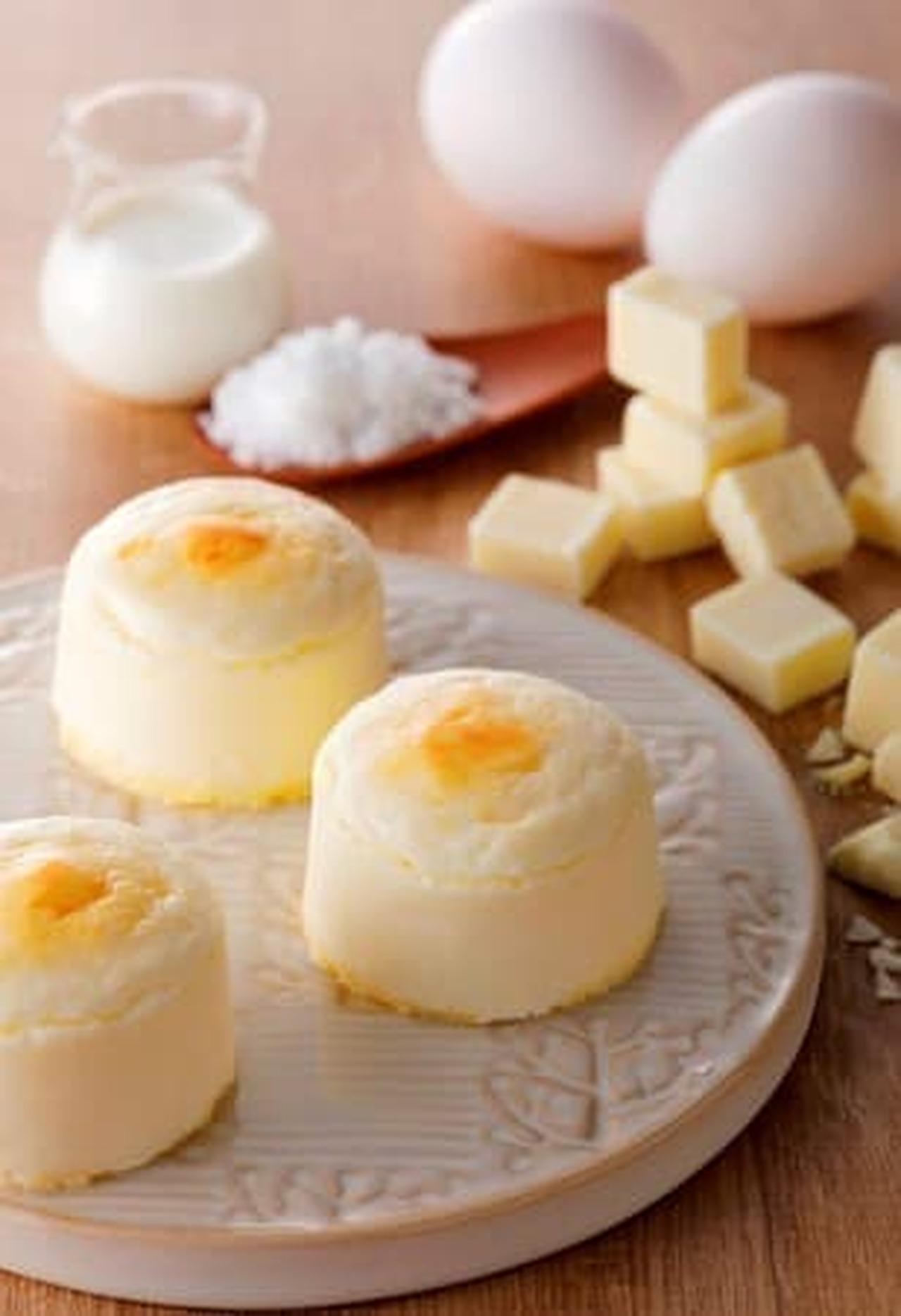 「白い恋人 ホワイトチョコレートオムレット」ISHIYAと函館洋菓子スナッフルスの北海道コラボ!