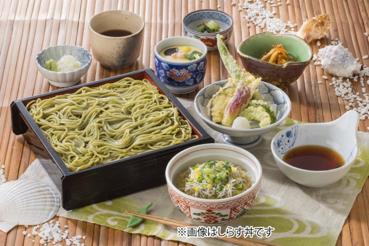 """夢庵・藍屋 """"東北・三陸応援フェア"""""""