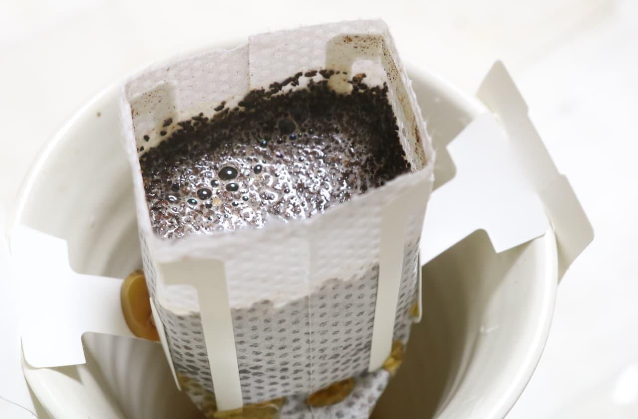 カフェカルディドリップのフーバーコーヒー4種