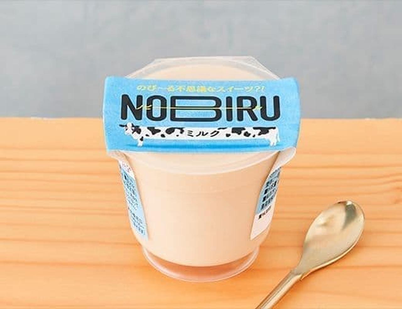 徳島産業 のび~るミルク