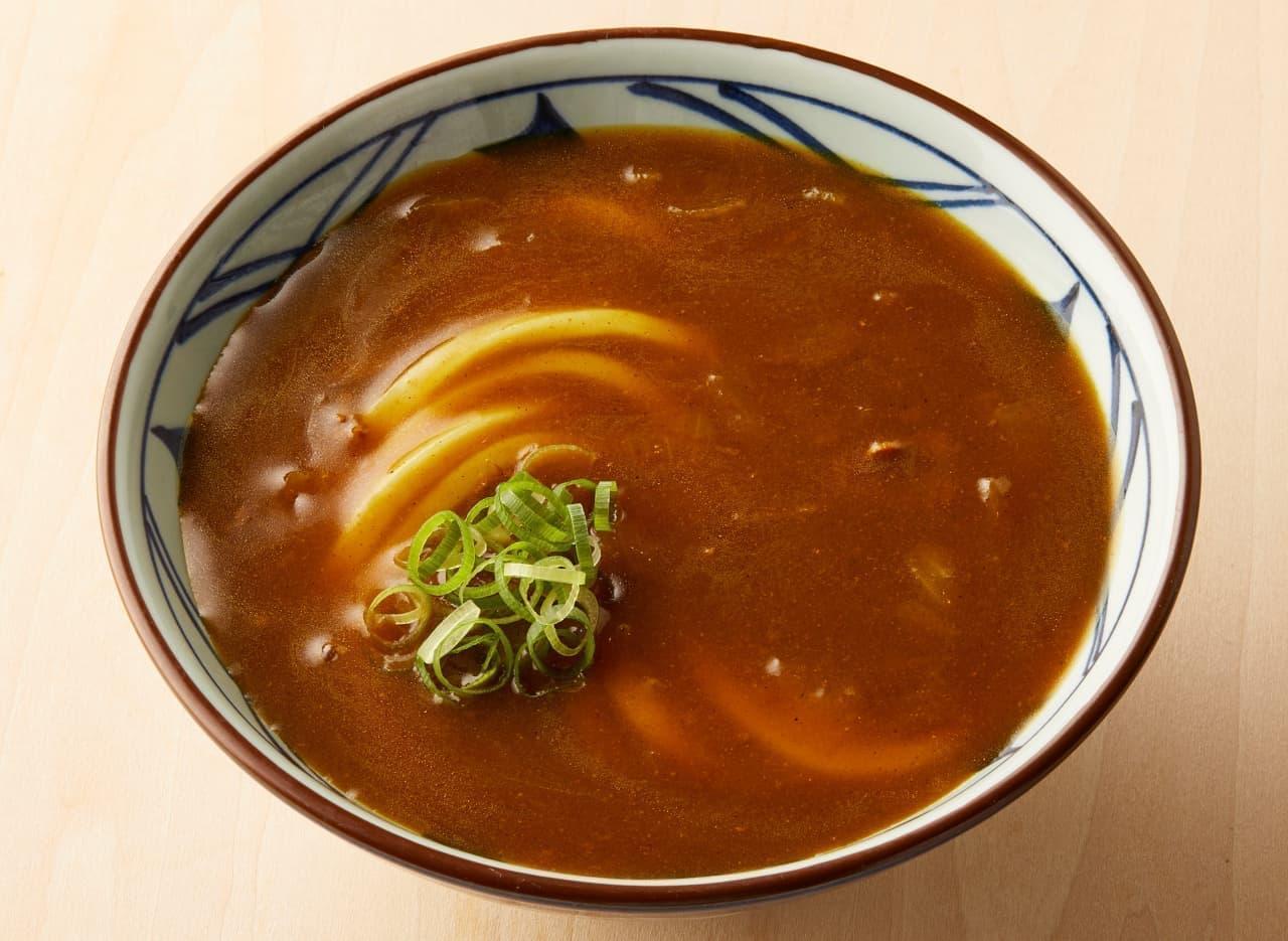 丸亀製麺『カレーうどん』
