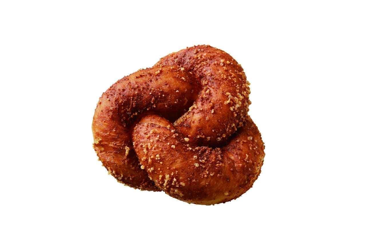 ミスド「むぎゅっとドーナツ」
