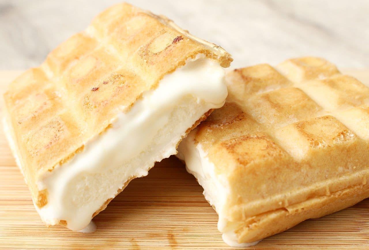 森永製菓「チョコモナカジャンボ」「バニラモナカジャンボ」