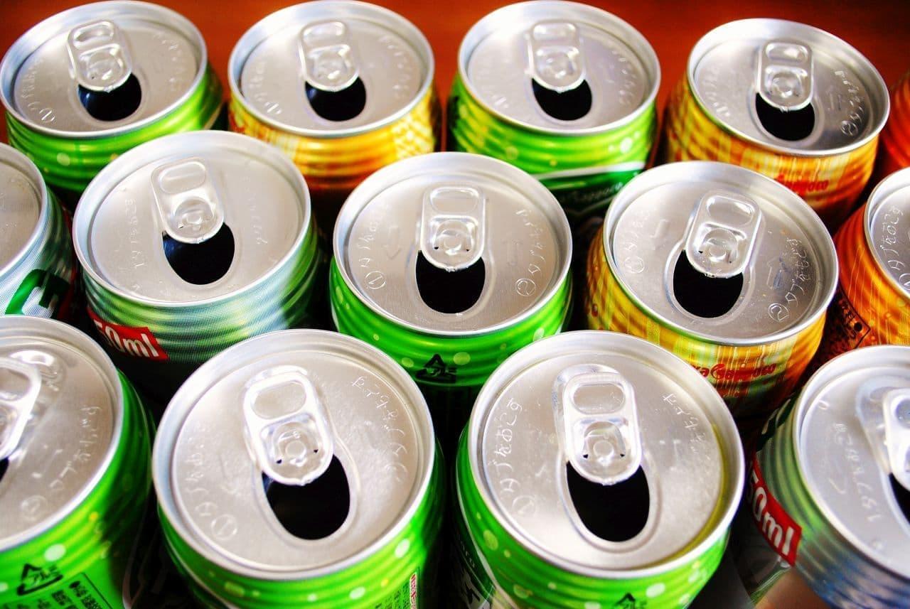 「一番好きな懐かしの缶ジュース」ランキング