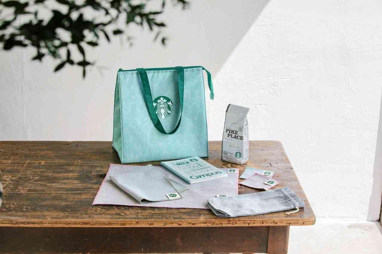 スタバ「Starbucks 25th Greener Coffee Set(スターバックス 25th グリーナー コーヒーセット)」