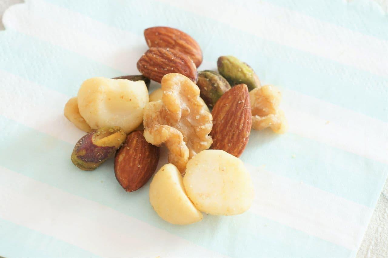 成城石井 2種のトリュフ香るミックスナッツ