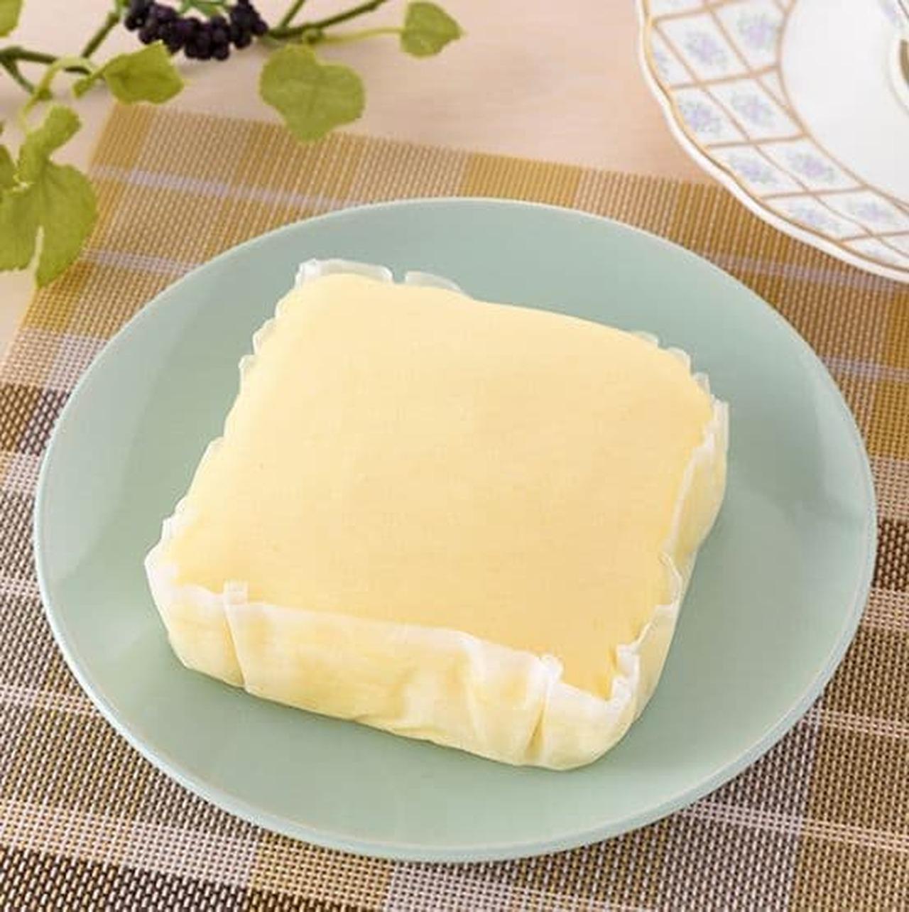ファミリーマート「濃い味クリームチーズケーキ」