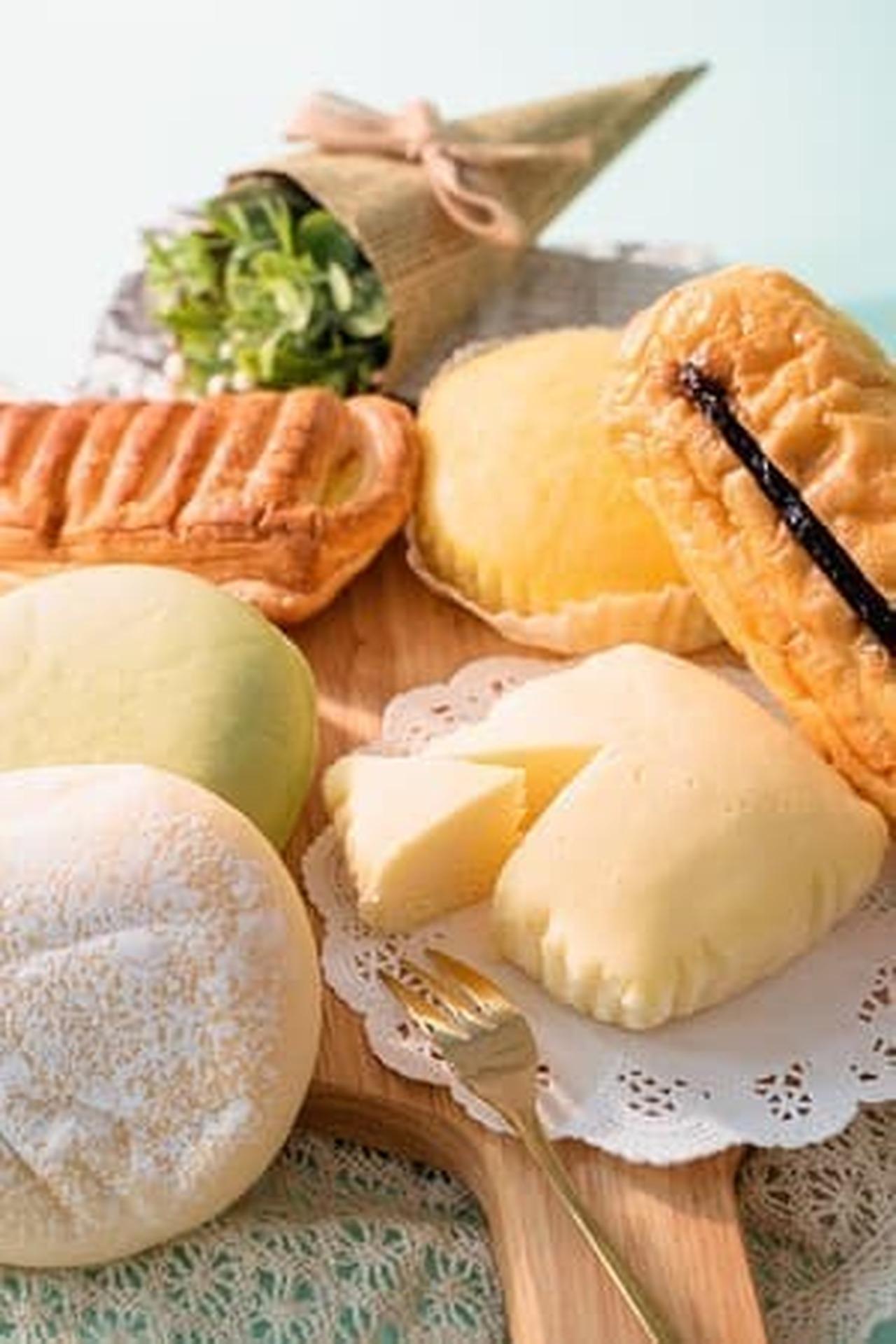 """ファミリーマート""""冷やしてもおいしい""""菓子パン"""