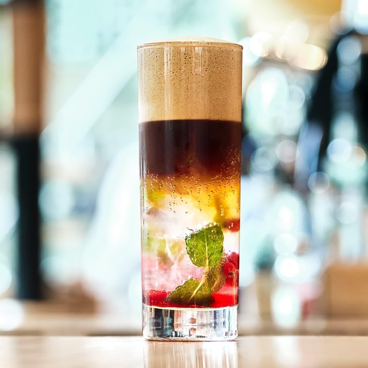 スターバックス リザーブ ロースタリー 東京「コーヒー チェリー トニック」