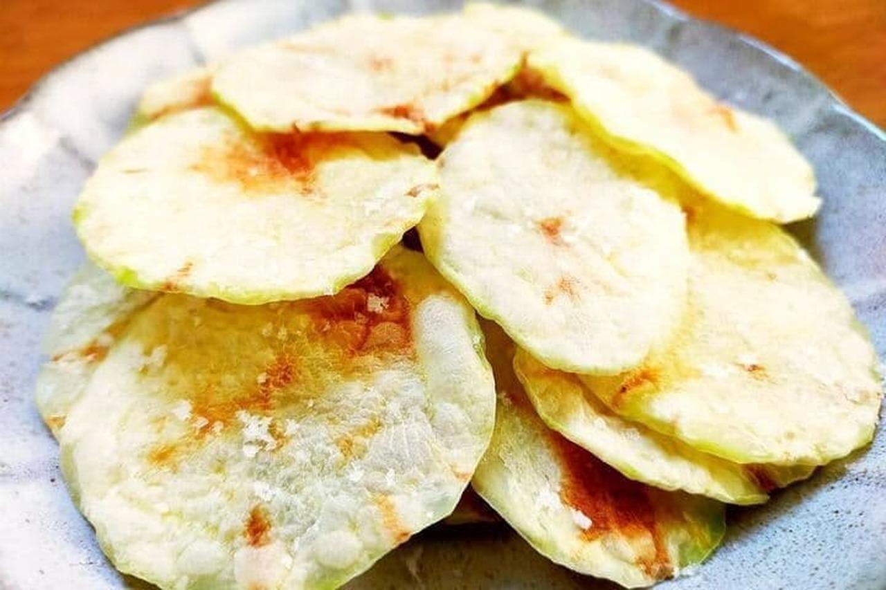 """Easy """"chips"""" recipe summary"""