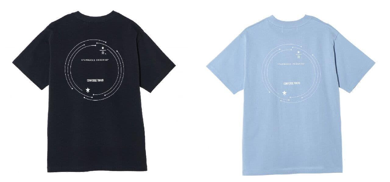 スターバックス リザーブ ロースタリー 東京「CONVERSE TOKYO Tシャツ」