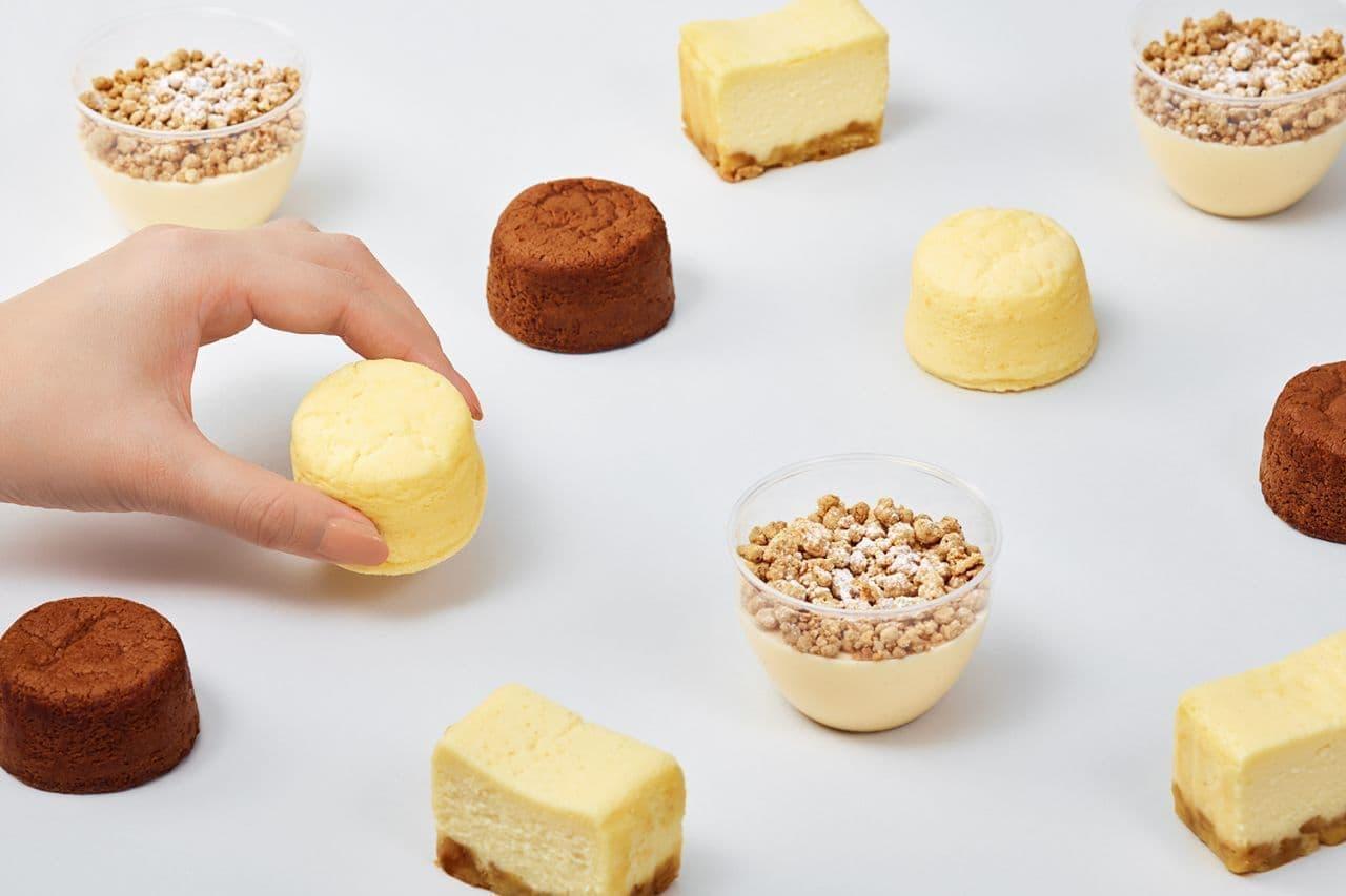 チーズころん by BAKE CHEESE TART