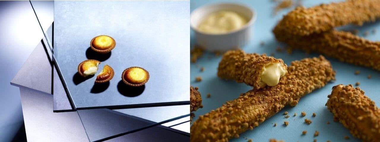 焼きたてチーズタルト専門店「BAKE CHEESE TART」とシュークリーム専門店「クロッカンシュー ザクザク」