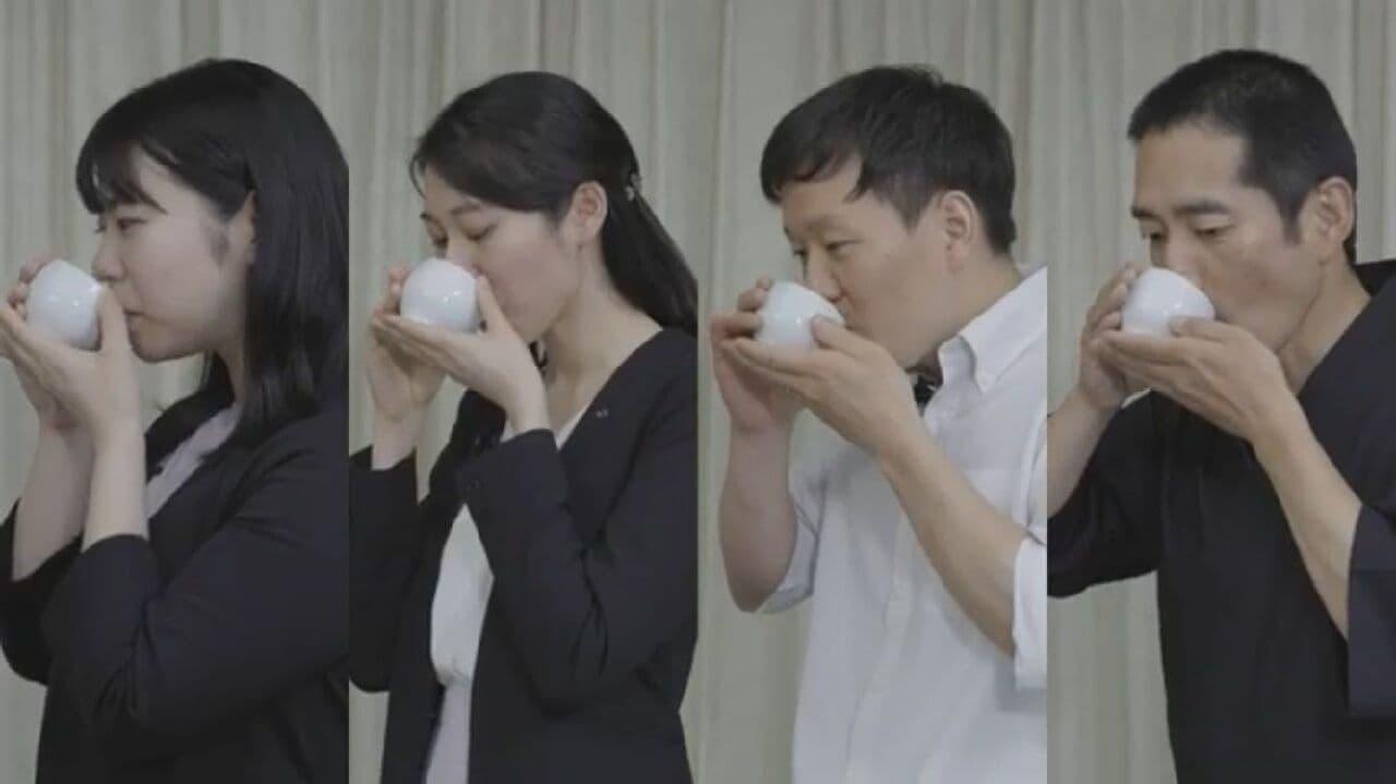 お~いお茶くんからの挑戦状~伊藤園社員は生の葉からお茶をつくれるか?