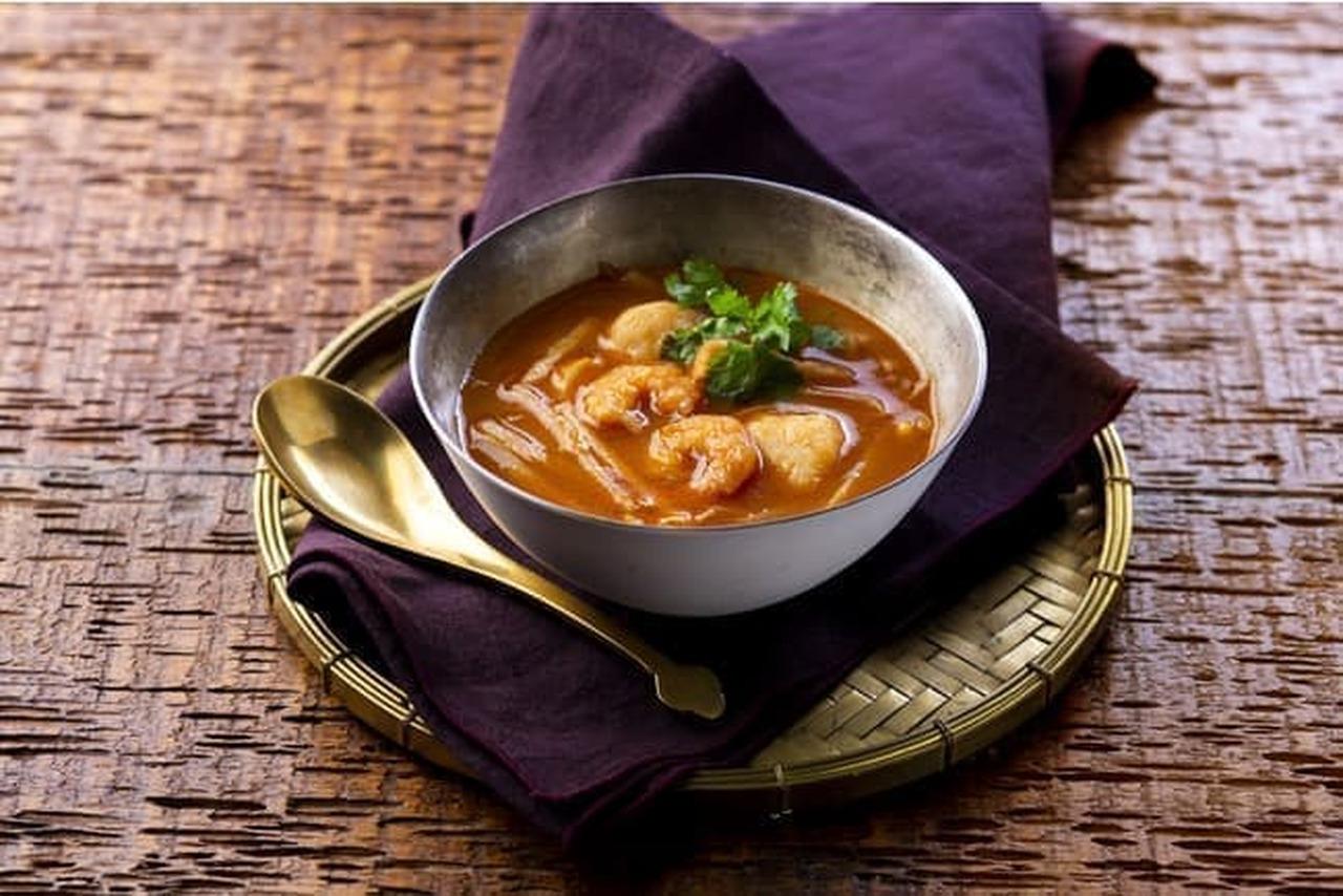 成城石井desica 5種具材のシンガポール風海老スープ