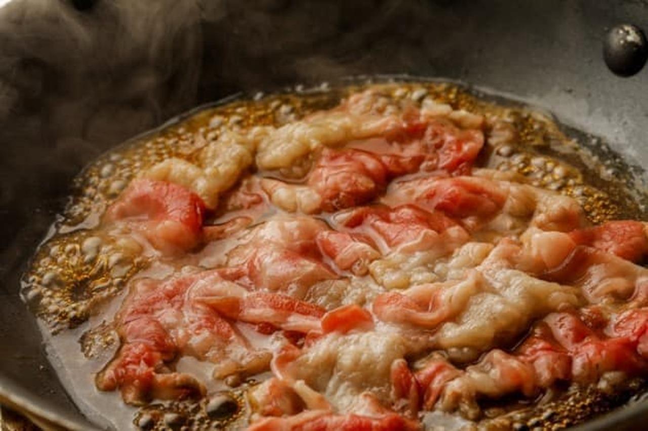 丸亀製麺「神戸牛旨辛つけうどん」「神戸牛焼肉丼」