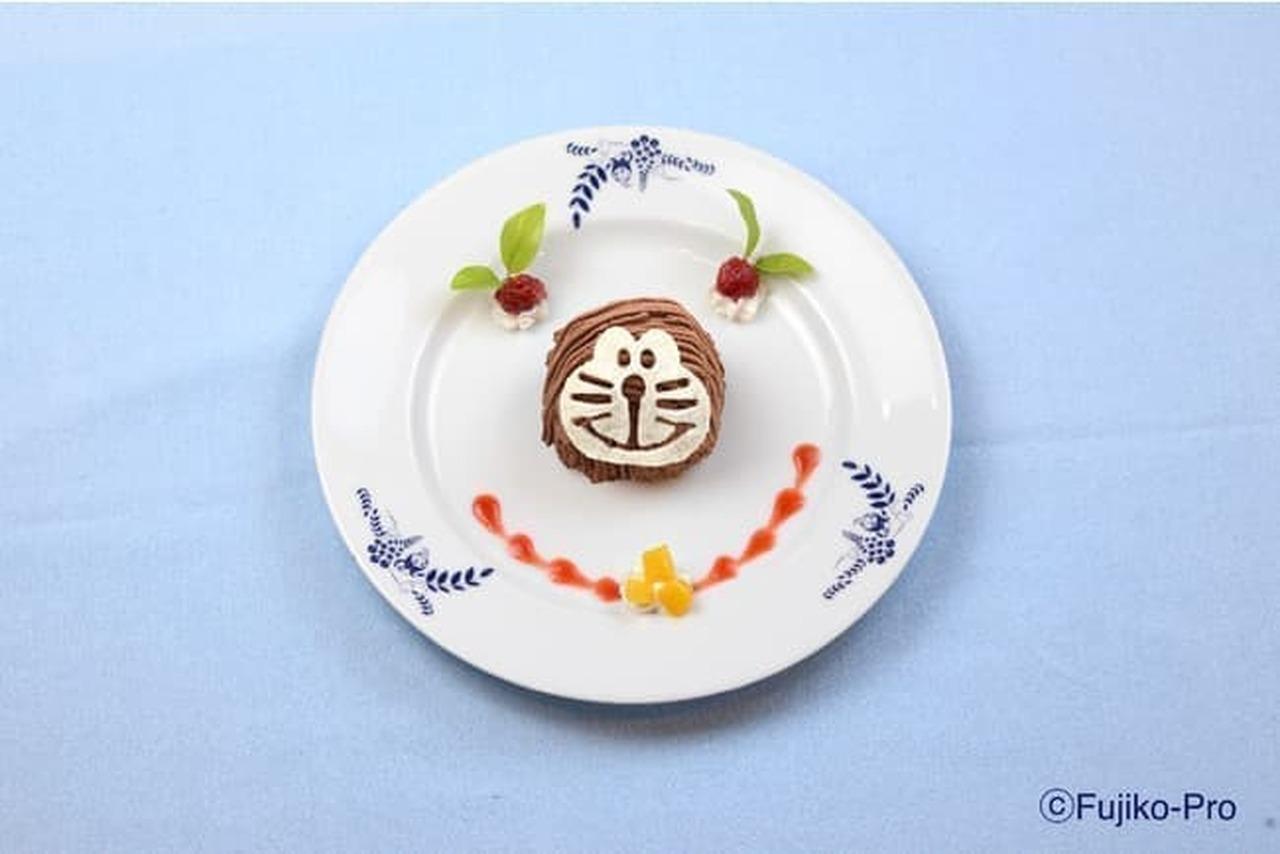 川崎市 藤子・F・不二雄ミュージアムのミュージアムカフェ「ドラえもんぶらん」