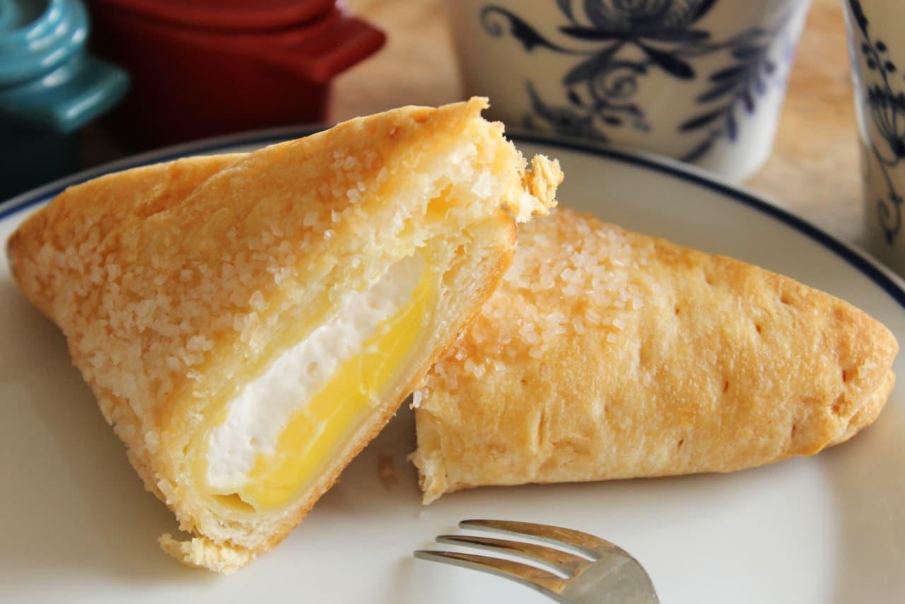 ファミマ「レモンパイ」