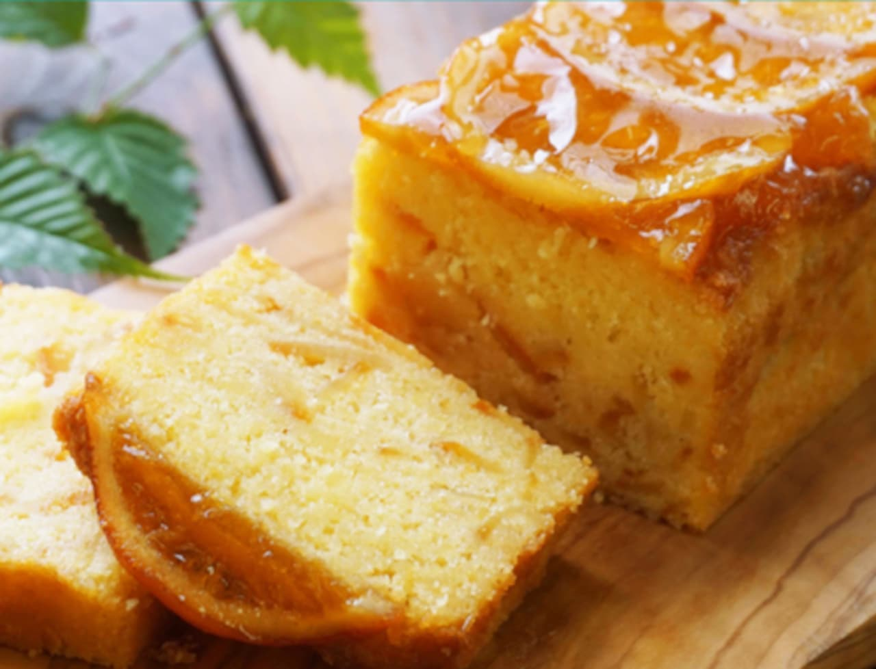 「成城石井自家製 オレンジケーキ」成城石井店頭受取WEB予約サービスに