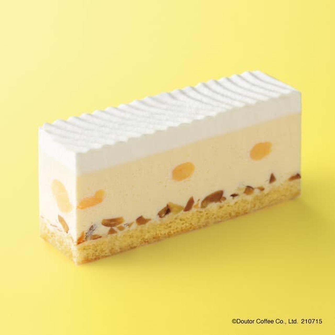 エクセルシオール カフェ「糖質50%オフ レアチーズケーキ」
