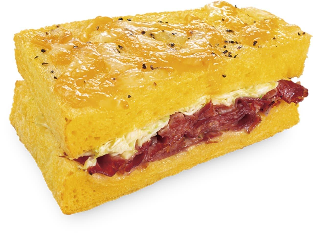 """ヴィ・ド・フランス「パン屋さんの """"肉フェス""""」"""