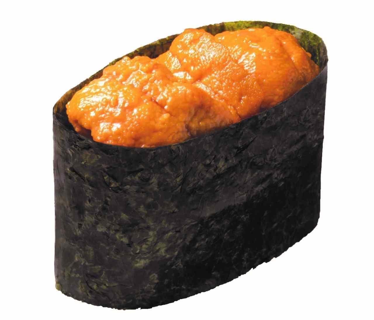 はま寿司「うに祭り」