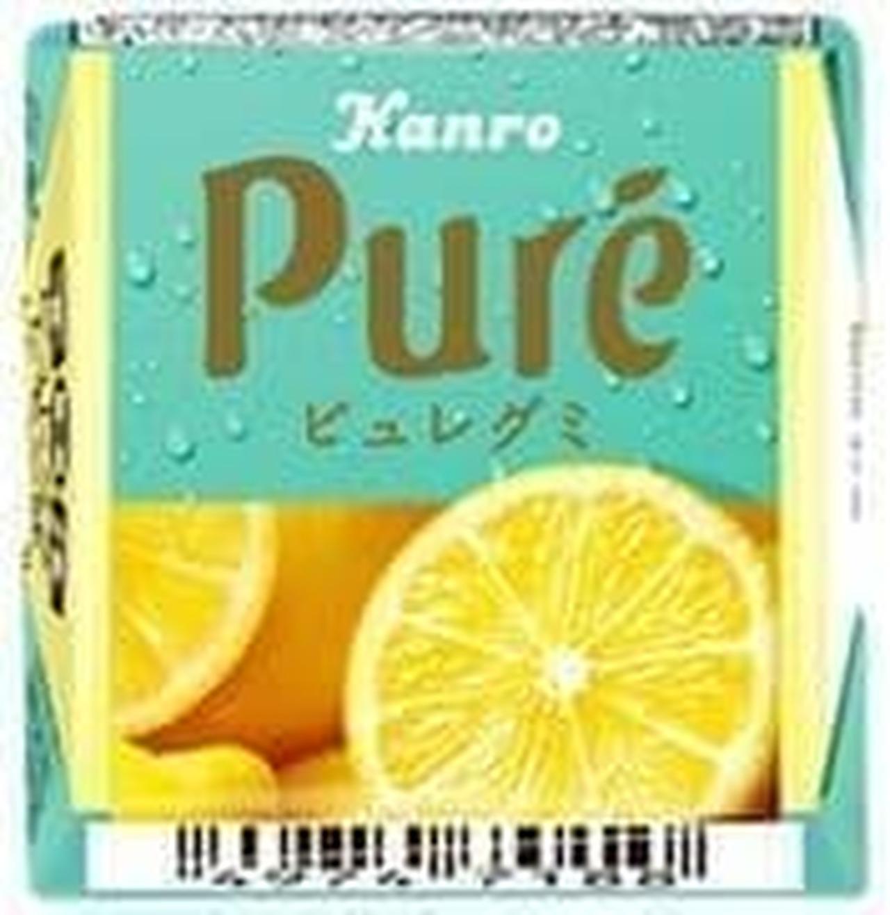 チロルチョコ<ピュレグミレモン>
